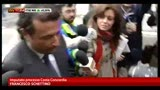 16/05/2013 - Concordia, Schettino: &quot;Sono gia rimasto solo&quot;