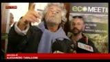 Grillo: sosterremo ritorno a vecchia legge elettorale