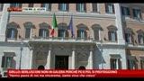 Grillo: Berlusconi non in galera perchè Pd-Pdl si proteggono