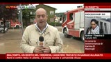 17/05/2013 - Maltempo, un morto nel veronese, cadavere trovato in garage