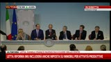 17/05/2013 - Alfano: la prima palla di questo governo  andata in gol