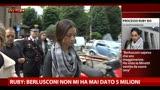 """17/05/2013 - Ruby: """"Berlusconi non mi ha mai dato 5 milioni"""""""