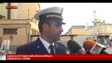 17/05/2013 - Genova, trovato corpo ultimo disperso, parla il Cap. Civino