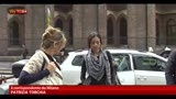 18/05/2013 - Ruby in tribunale a Milano: Mai sesso con Berlusconi