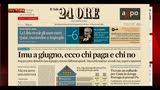 Rassegna stampa nazionale (18.05.2013)
