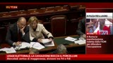 18/05/2013 - Porcellum, Franceschini: politica ha dovere di intervenire