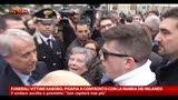 18/05/2013 - Funerali vittime Kabobo, Pisapia e la rabbia dei milanesi