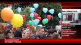 Aggressione a picconate, a Milano funerali delle tre vittime