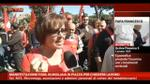 18/05/2013 - Manifestazione FIOM, migliaia in piazza per chiedere lavoro