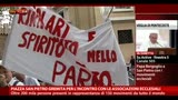 18/05/2013 - Papa Bergoglio a San Pietro con i movimenti ecclesiali