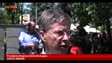 19/05/2013 - Terremoto Emilia, Errani:&quot;No a raffronti con altre tragedie&quot;
