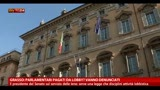 20/05/2013 - Grasso: Parlamentari pagati da lobby? Vanno denunciati