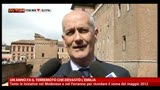 20/05/2013 - Un anno fa il terremoto in Emilia: le parole di Gabrielli