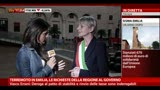 20/05/2013 - Un anno fa il sisma in Emilia, parla il sindaco di Mirabello