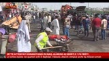 20/05/2013 - Sette attentati in Iraq, almeno 42 morti e 170 feriti