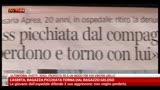 20/05/2013 - Caserta, ragazza picchiata torna dal ragazzo geloso