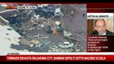 21/05/2013 - Tornado Oklahoma City, testimonianze della tragedia