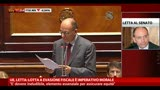 21/05/2013 - UE, Letta: Lotta a evasione fiscale e l'imperativo morale