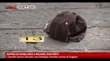 Rapina in gioielleria a Milano, due feriti