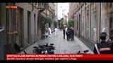 Rapina in pieno centro a Milano, due feriti