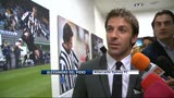 Del Piero e le foto dei suoi successi