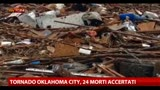 21/05/2013 - Tornado in Oklahoma, Obama proclama lo stato d'emergenza