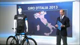 21/05/2013 - Giro Sky, il punto tecnico verso la 17a tappa