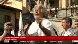 22/05/2013 - Grilllo: fanno finta che non esistiamo, vogliono farci fuori