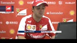22/05/2013 - Gp Monaco, giro sul circuito con Felipe