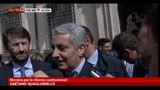 22/05/2013 - Il Ministro Quagliariello sulle riforme costituzionali