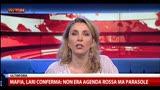 Mafia, Lari conferma: non era agenda rossa ma parasole