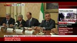 22/05/2013 - Sicurezza, Alfano: a Bari 146 uomini polizia in pi