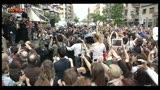 23/05/2013 - Anniversario Capaci, ventimila ragazzi a Palermo