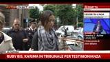 24/05/2013 - Ruby Bis, Karima esclude rapporti con Berlusconi