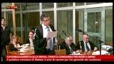 24/05/2013 - Favoreggiamento alla mafia,chiesta condanna per Mori e Obinu