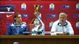 """Coppa Italia, Petkovic: """"Obbligati a battere la Roma"""""""