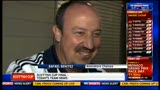 26/05/2013 - Scottish Cup, Rafael Benitez