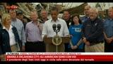 Obama a Oklahoma City: gli americani sono con voi