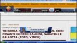 Roma, squadra contestata a dopo la sconfitta con la Lazio