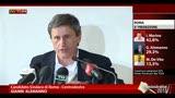 27/05/2013 - Roma, Alemanno: raggiunto primo obiettivo, il ballottaggio