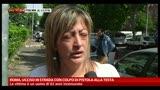 28/05/2013 - Roma, uomo ucciso in strada, parla un'abitante del quartiere