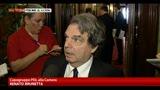 Brunetta: sciogliere nodi legge elettorale e comitato 40