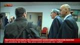 28/05/2013 - Stato-Mafia, PM chiederanno aggravamento posizione Mancino