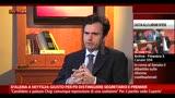 D'Alema: giusto per PD distinguere segretario e premier