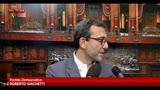 Riforme, Giacchetti: il governo lasci decidere al Parlamento