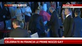 Celebrate in Francia le prime nozze gay