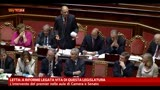 Letta: alle riforme è legata la vita di questa legislatura