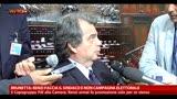 Brunetta: Renzi faccia il sindaco e non campagna elettorale