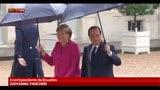 "30/05/2013 - Merkel: ""Bene Italia, Spagna e Grecia su riforme"""