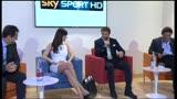 31/05/2013 - Confederations Cup, Del Piero nella squadra di Sky